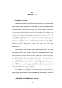 Pesan Moral Dalam Film Stip And Pensil Analisis Isi Kualitatif Pesan Moral Dalam Film Stip And Pensil Repository Universitas Islam Majapahit